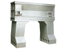 Vertical Machining Center Castings (Arched-Type)